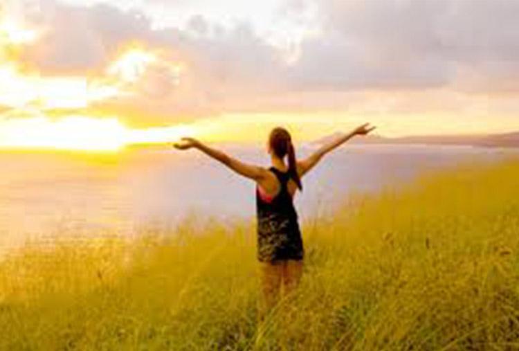 L'alba di una nuova speranza, testimonianza di guarigione